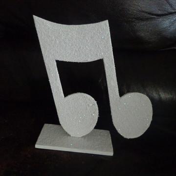 Nota Musical em MDF