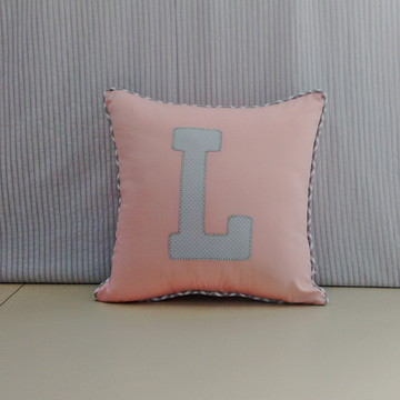 Almofada com Letra