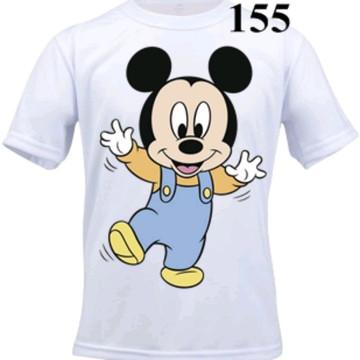 Camiseta infantil Mickey Baby