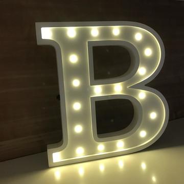 Letra de LED