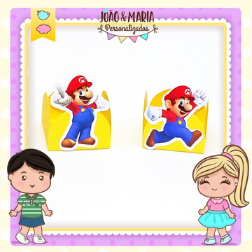 Forminha Super Mario Bros