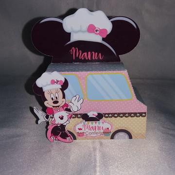 Truck da Minie - Mimos de luxo Minie Confeiteira