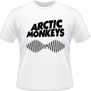 Camiseta Arctic Monkeys Do I Wanna Know Masculina