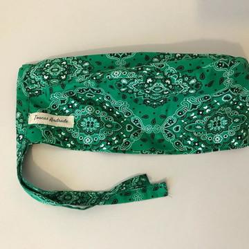 Touca Unissex bandana verde