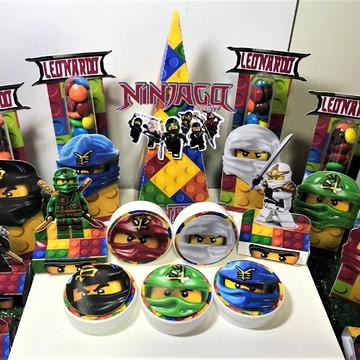 KIT LEGO NINJAGO SENSEI