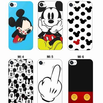 Capa Capinha Case - Mickey Minnie - Xperia Z4