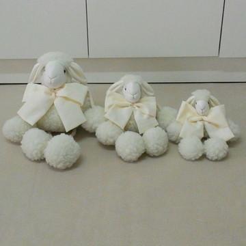 Kit ovelhas com pernas de corda