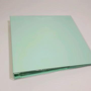 Album pino 30x30 scrap- Verde claro Tahiti