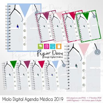Miolo Digital Agenda Médica 2019