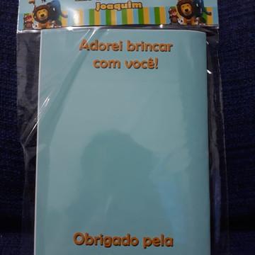 Kit de pintar - Turminha Paraíso