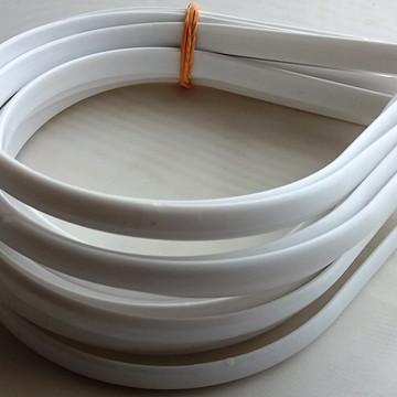 Tiaras Brancas Para Encapar 10mm Pacote com 12 Peças