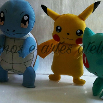 Kit decoração Pokemon