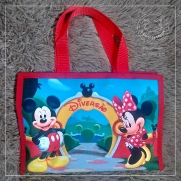 Kit Atividade Mickey e Minnie