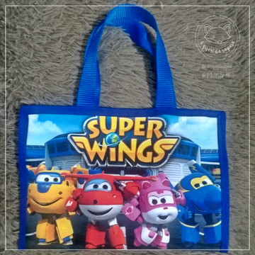Kit Atividades Super Wings