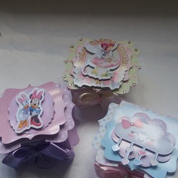 Caixa Elegance - Mimos de luxo