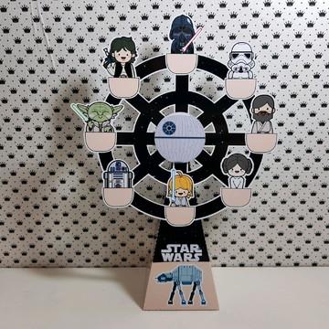 star wars roda gigante