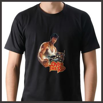 f6f3761d5f Camiseta Filme Falcão O Campeão dos Campeões Anos 80