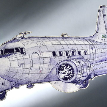 quadro DC-3