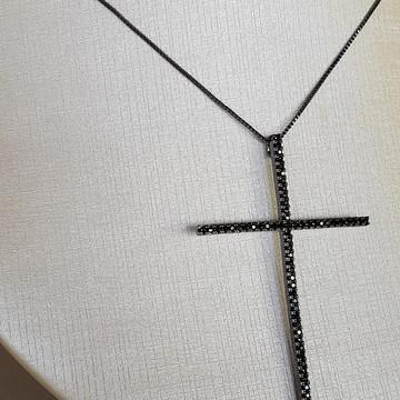 Colar Feminino Crucifixo