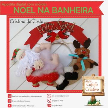 Apostila Noel na Banheira
