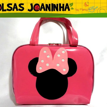 Bolsa Minnie Pink ( unidade)