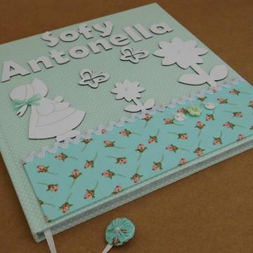 Livro do Bebê Camponesa 5