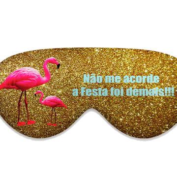 Tapa olhos Flamingos