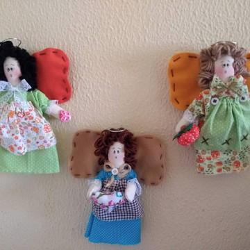 Bonecas country-decoração ou lembrancinhas