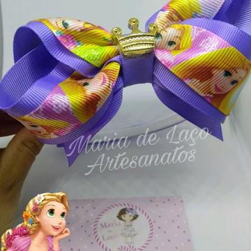 Tiara da Princesa Rapunzel (enrolados)