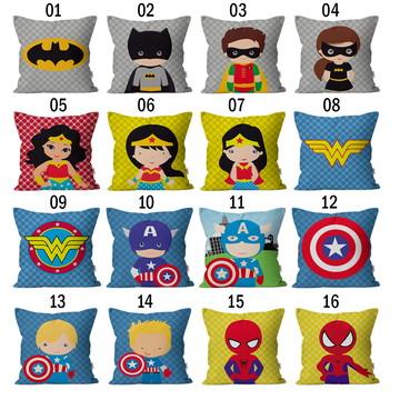 Almofadas Super Heróis Baby 30x30