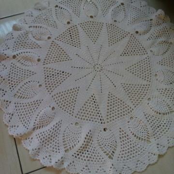 Tapete Croche decoraçao sala