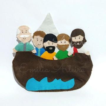 Personagens Bíblicos A Pesca Maravilhosa