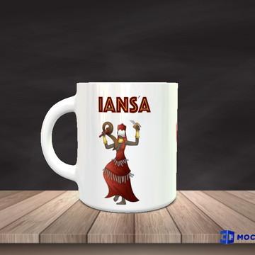 Caneca Orixas- Iansa