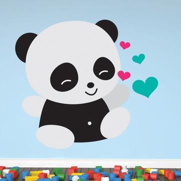 Painel para festa Infantil Panda