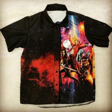 Blusa Guardiões da Galáxia