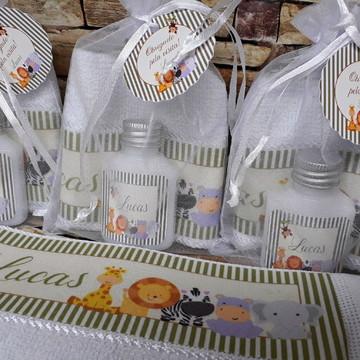 Lembrancinhas de Maternidade (toalha personalizada)