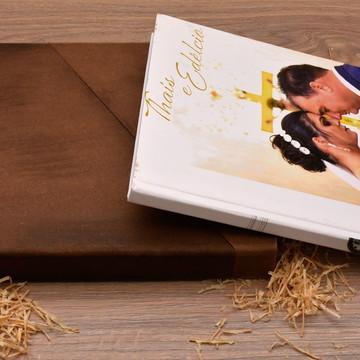 Álbum para Casamento Fotolivro folha grossa