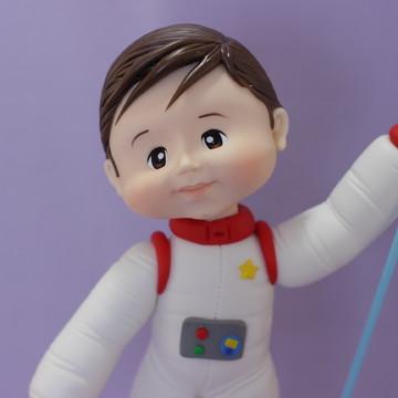 Boneco Personalizado Astronauta