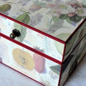 Caixa Dali Frutinhas