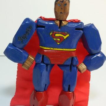 Superman Gepeto Super homen