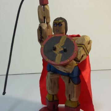 Mulher Maravilha Gepeto Wonder Woman
