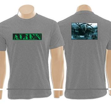 e646a542c03a4 camiseta gola careca 100% poliéster personalizada