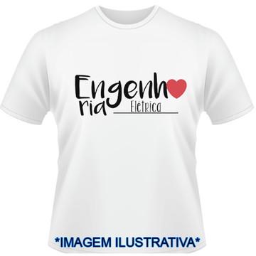 Camiseta Curso Profissão Engenharia Elétrica