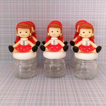 Chapéuzinho Vermelho - Mini potinho