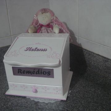 Caixa de remédios