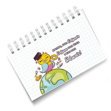 mini planner diario dia dos professores