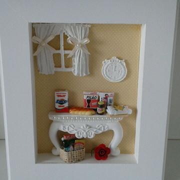 Quadro Decorativo Cozinha