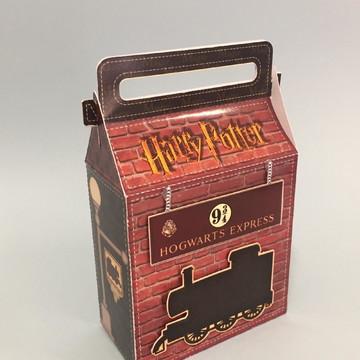 Caixa Plataforma Harry Potter