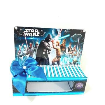 Caixa para tubete star wars