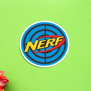 Aplique/adesivo/tag - Nerf